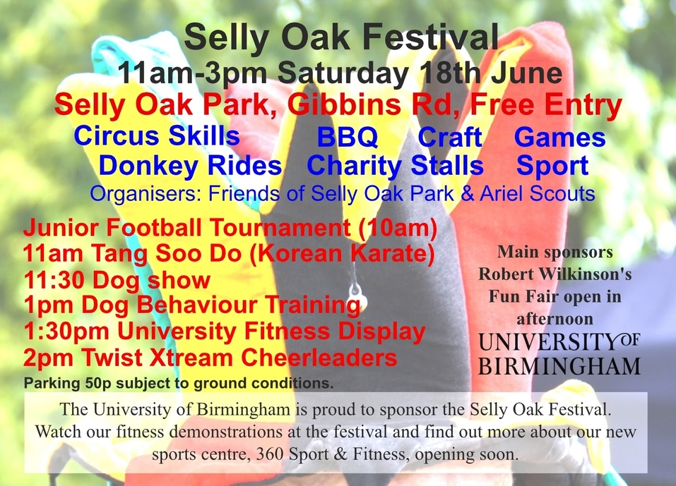 Selly Oak Poster-small